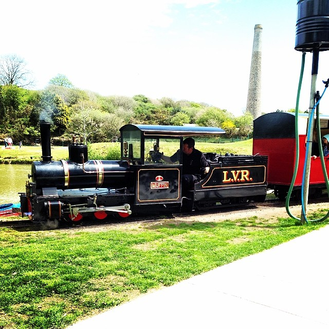 LAPPA VALLEY TRAIN