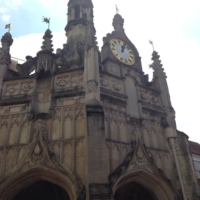 CHICHESTER CLOCK
