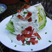 Helen Grave's Wedge Salad
