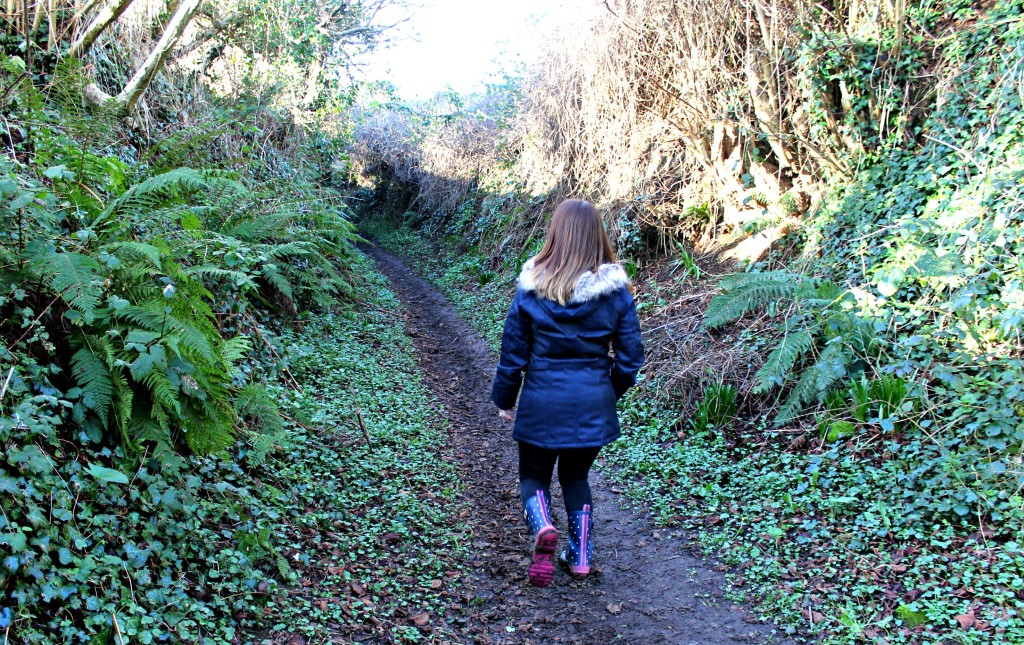 LIZZIE BACK BRIDLE PATH use