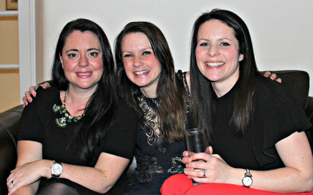 erin, tracey and helen