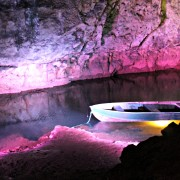 A day out at Wookey Hole Caves