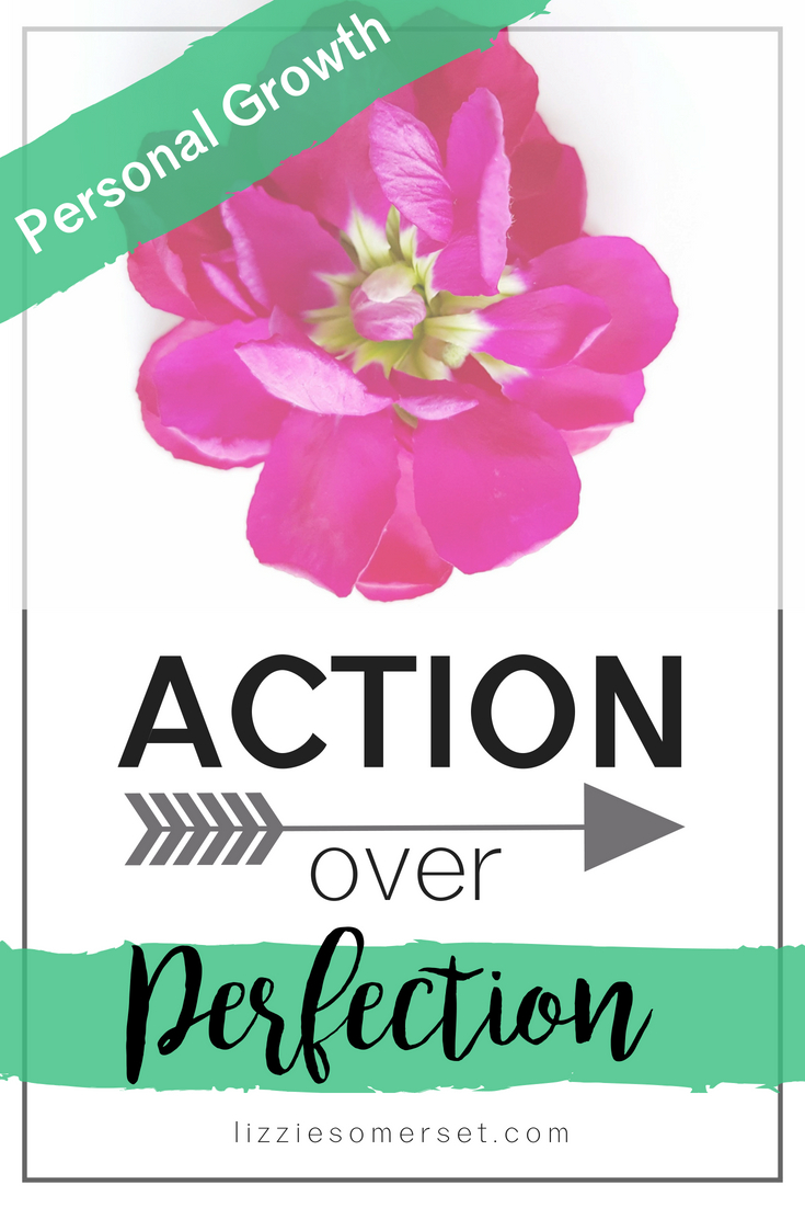 Action over Perfection #3 - Stop Striving for perfection and allow yourself to ask for compassion