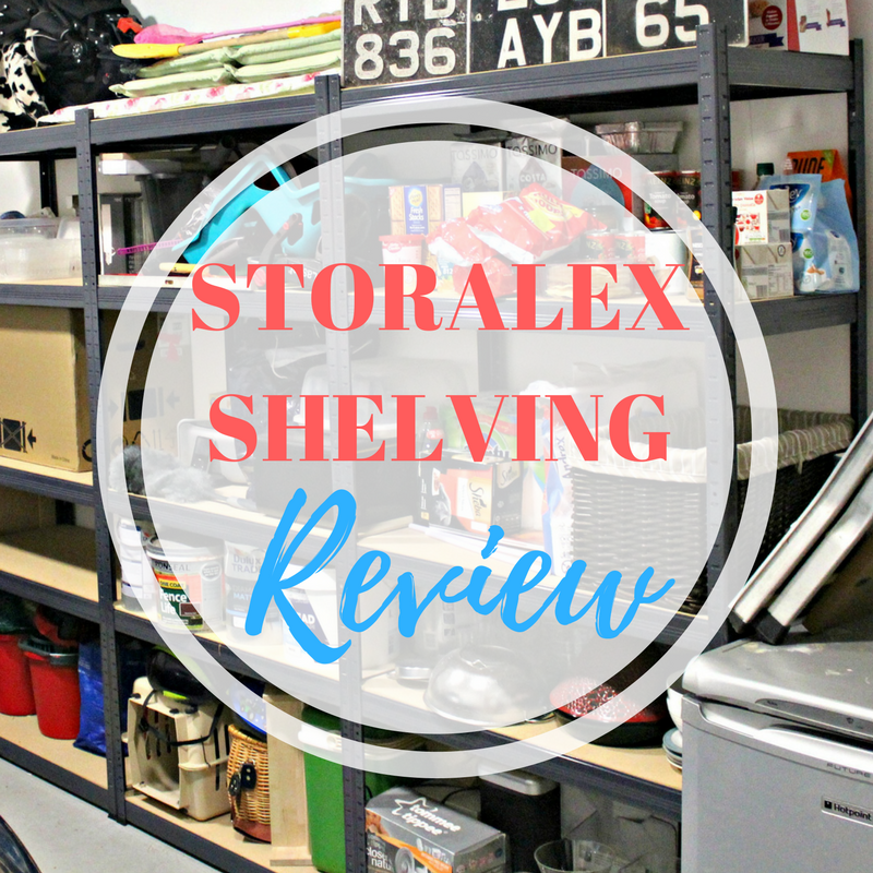 Storalex Shelving Review
