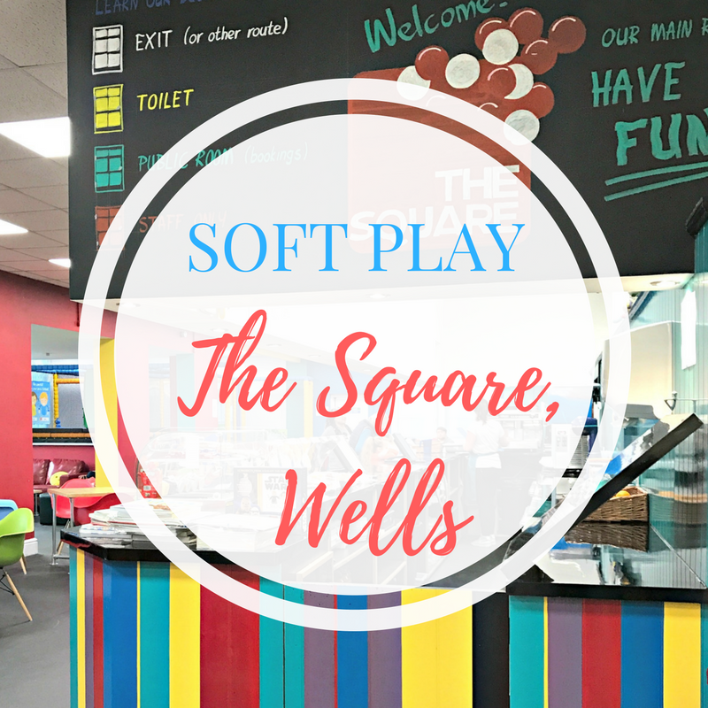 SOFT PLAY||THE SQUARE, WELLS 2