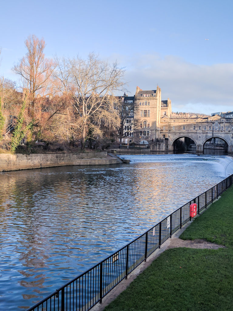 Photo-Of-Bath-Weir-Somerset