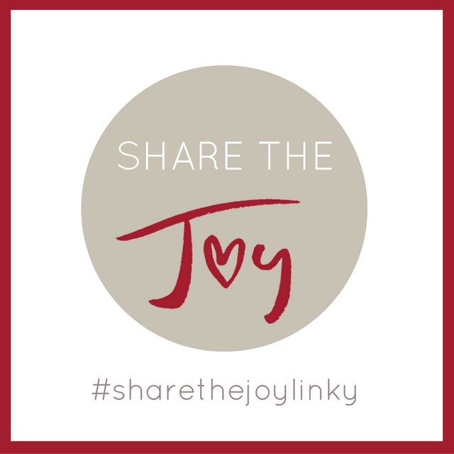 Share the Joy every Monday at LizzieSomerset.com