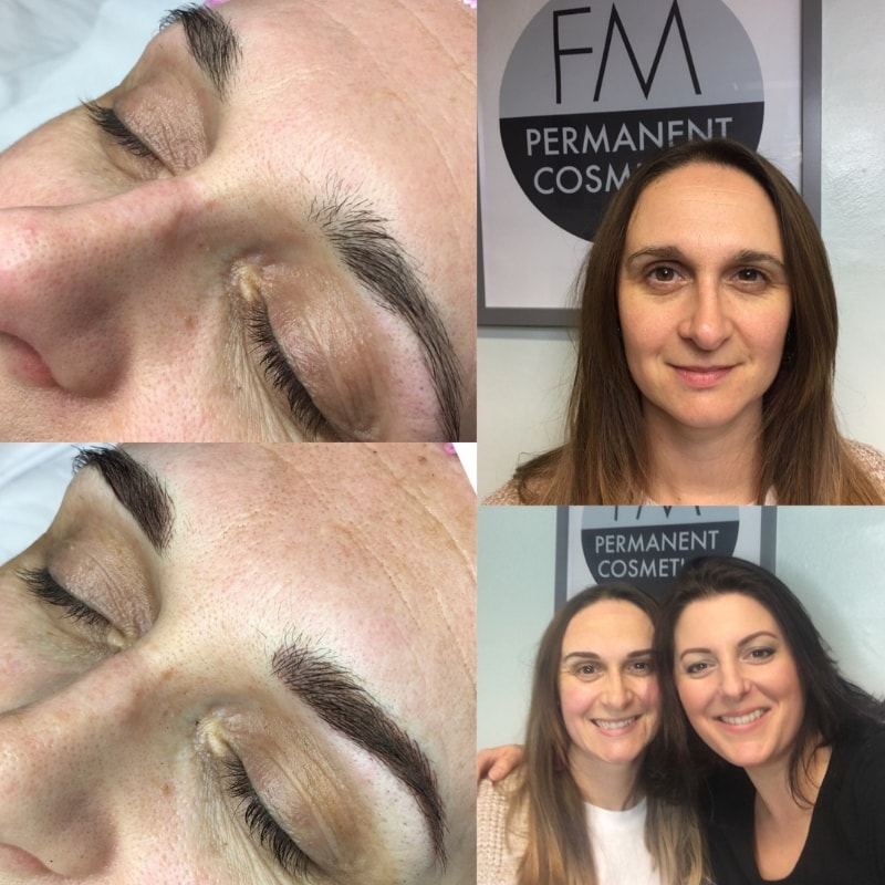 Cut your morning makeup routine in half || 3D Brows with