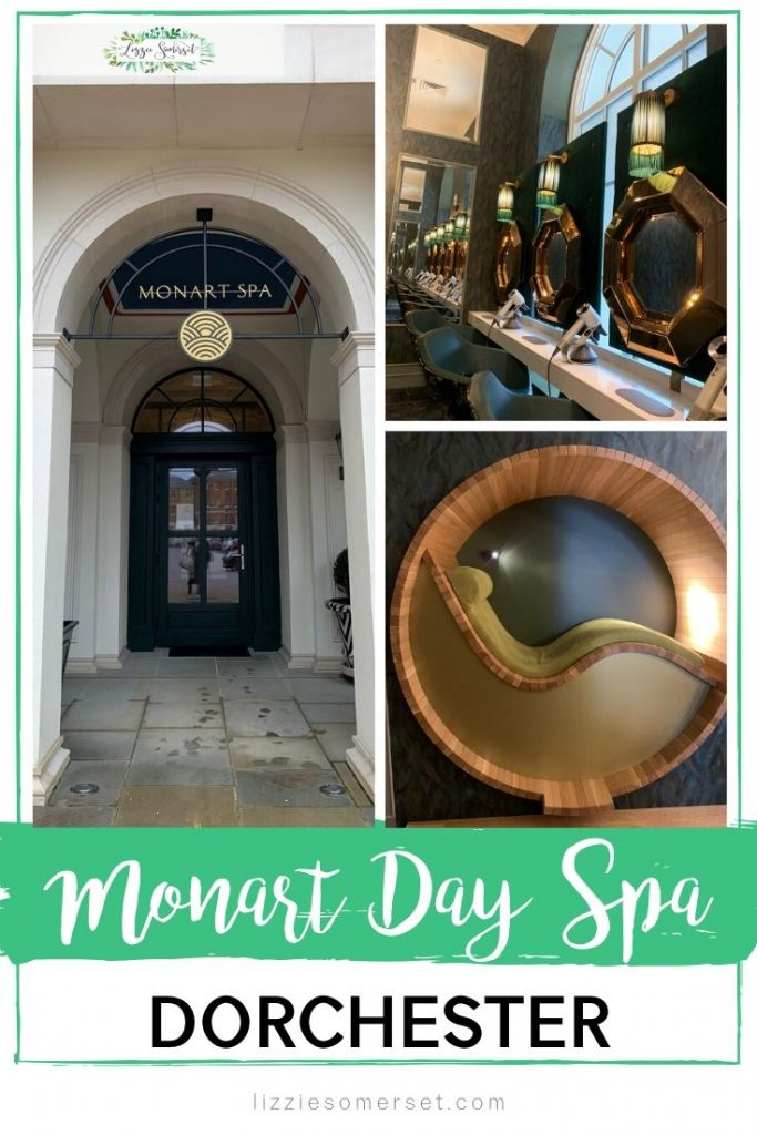 Monart Day Spa, Poundbury, Nr Dorchester - a 5-star spa day experience, including treatments, relaxation and good food. #spadays #ukspadays