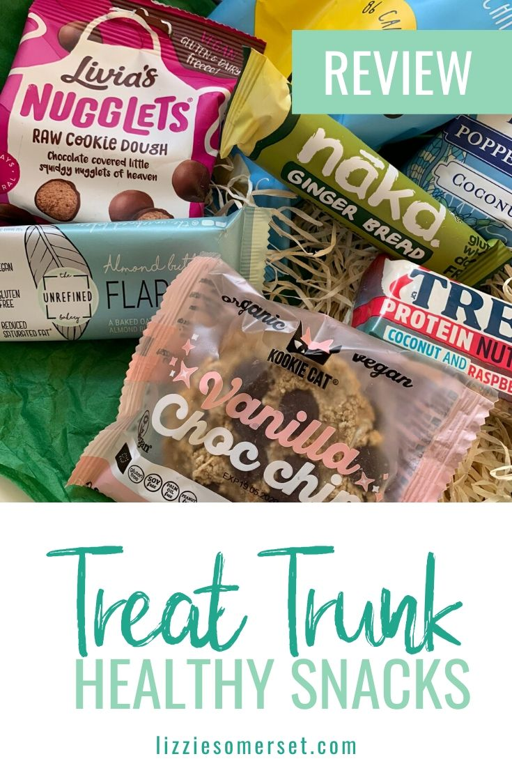 Healthy treats and snacks from Treat Trunk - review