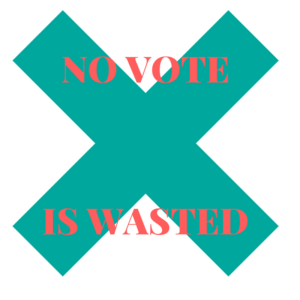 General-Election-2017-No-Vote-Is-Wasted